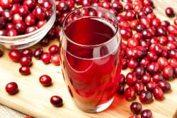 Клюквенный сок для лечения простатита