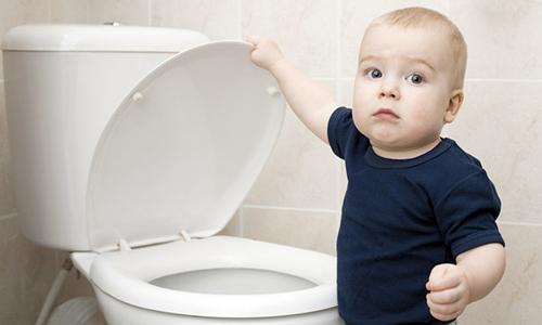 Проблема цистита у детей