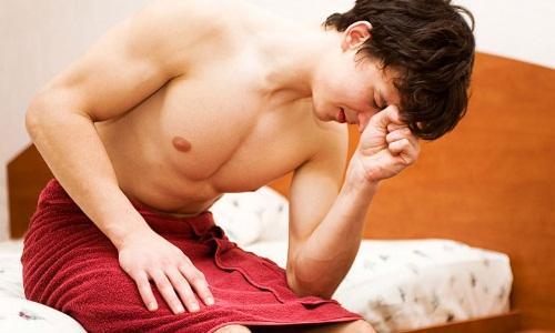 Проблема камней в мочевом пузыре у мужчин