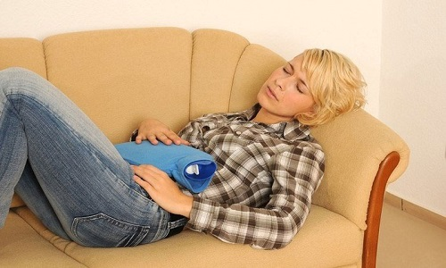 Проблема мочеполовой системы - цистит