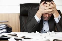 Стресс как причина импотенции