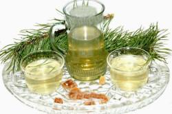 Настой пихтовой воды для лечения кальцинатов в простате