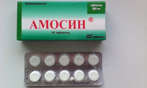 Амосин применяют для лечения заболеваний верхних и нижних дыхательных путей у взрослых и детей