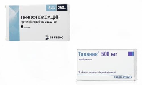 Левофлоксацин и Таваник - препараты антибактериального спектра действия, назначаемые в лечении многих инфекционных заболеваний